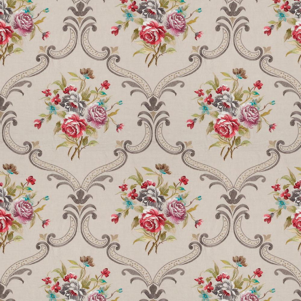 Ткань JAB ROSE GARDEN артикул 1-5043 цвет 071
