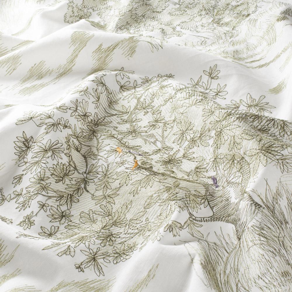 Ткань JAB LITTLE BIRD артикул 9-7927 цвет 030