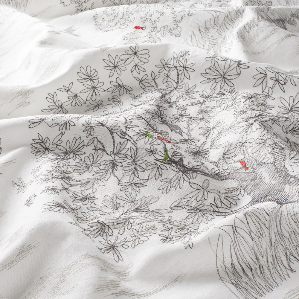 Ткань JAB LITTLE BIRD артикул 9-7927 цвет 091